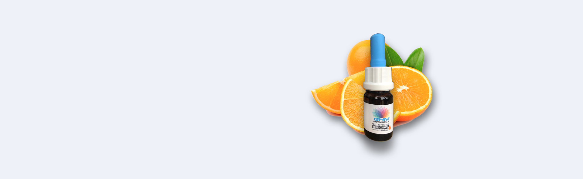 Orange Flavored CBD Oil